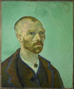 Vincent van Gogh (1853 – 1890) 'Selfportrait dedicated to Gaugain', 1888, Harvard Art Museum, Cambridge, USA